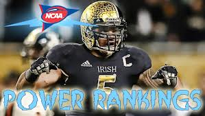 College Football Betting Tips: Are Power Rankings Helpful Early in the Year?