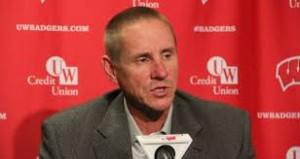 Gary Andersen and Wisconsin