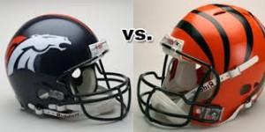 Denver Broncos vs Cincinnati Bengals