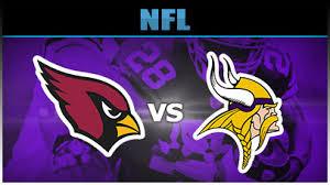 Thursday Night Arizona Cardinals vs. Minnesota Vikings NFL Football Picks