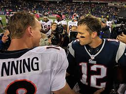 Manning vs. Brady in the AFC Championship Game
