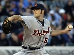 Cleveland Indians vs Detroit Tigers