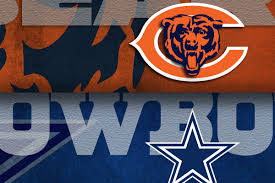 NFL Week 3 Chicago Bears vs. Dallas Cowboys Sunday Night Football Preview
