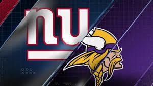 Monday Night New York Giants vs. Minnesota Vikings Game Preview