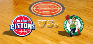 NBA Monday Preview - Detroit Pistons at Boston Celtics