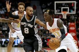 Atlanta Hawks at San Antonio Spurs Game Preview