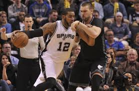 Memphis Grizzlies at San Antonio Spurs NBA Playoffs Monday Preview