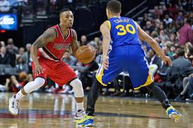 Golden State Warriors at Portland Trail Blazers
