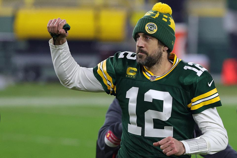 Green Bay Packers odds and Aaron Rodgers news