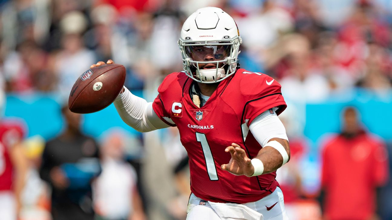 week 3 NFL betting trends for kyler murray and the cardinals