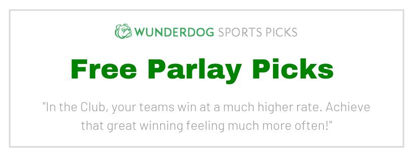 Free Parlay Picks | Wunderdog