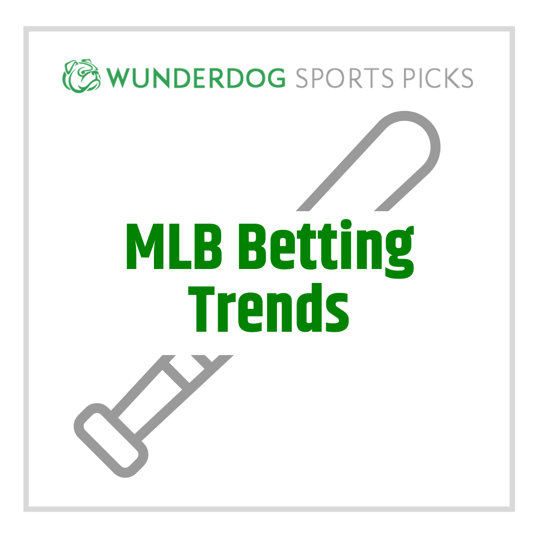 Betting trends mlb
