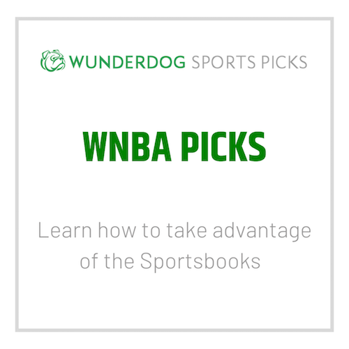 wnba picks